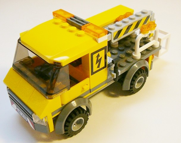 Review: 3179 Repair Truck R23