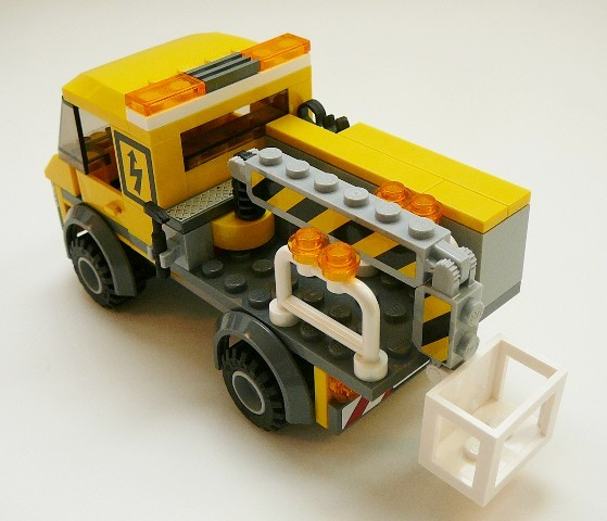 Review: 3179 Repair Truck R28