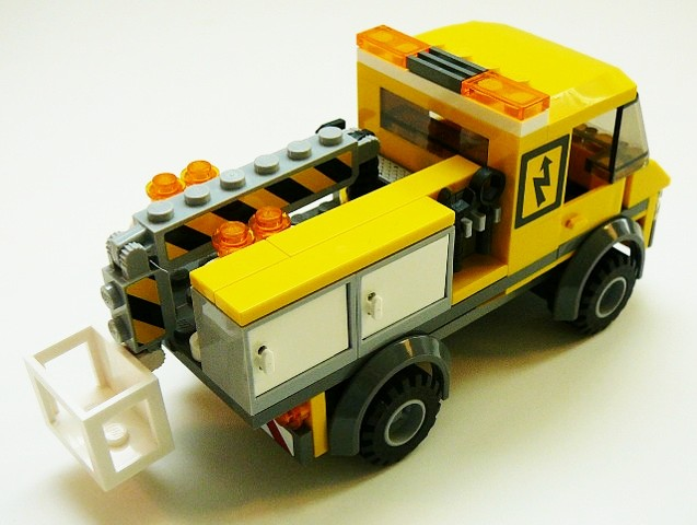 Review: 3179 Repair Truck R29