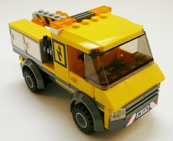 Review: 3179 Repair Truck R30