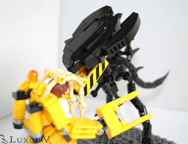 Images Of Alien Queen Lego Spacehero