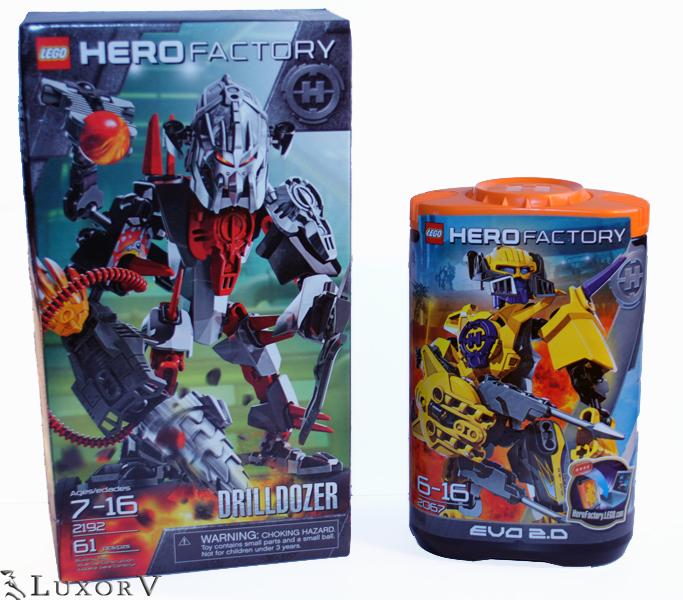 hero factory combination instructions
