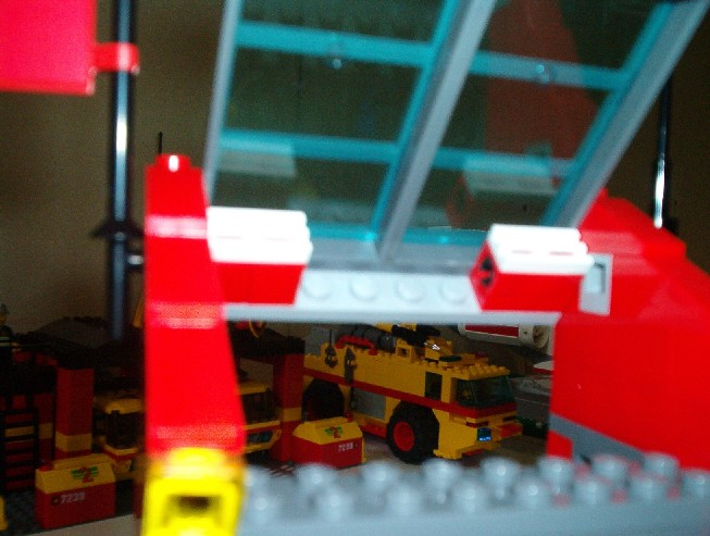 Picts And Review S Of New Firestation Set 7945 Lego