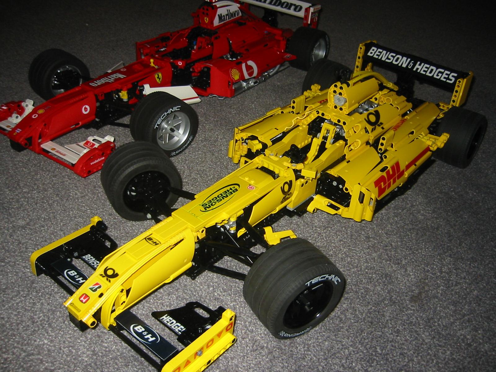 Lego Technic Formula 1 Race Car Best Photos About Simages