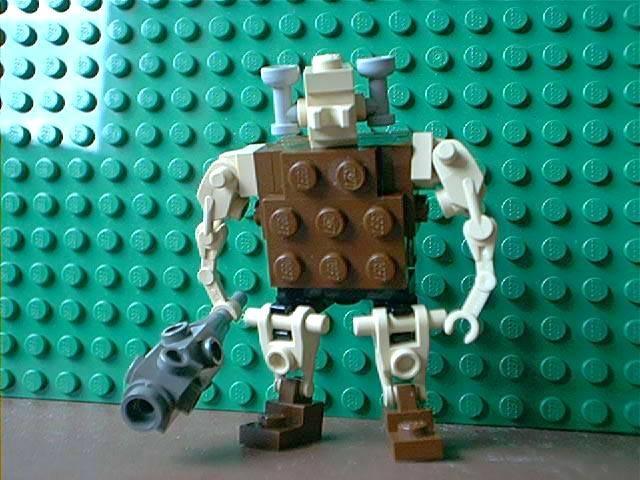 Lego Miniatures | Ogre | BoardGameGeek