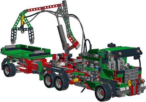 lego technic 42008 b model instructions