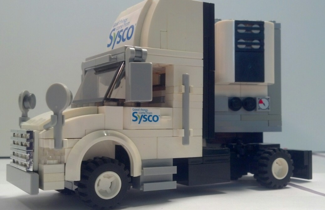 Sysco Food Delivery Truck Thanks for looking SYSCO