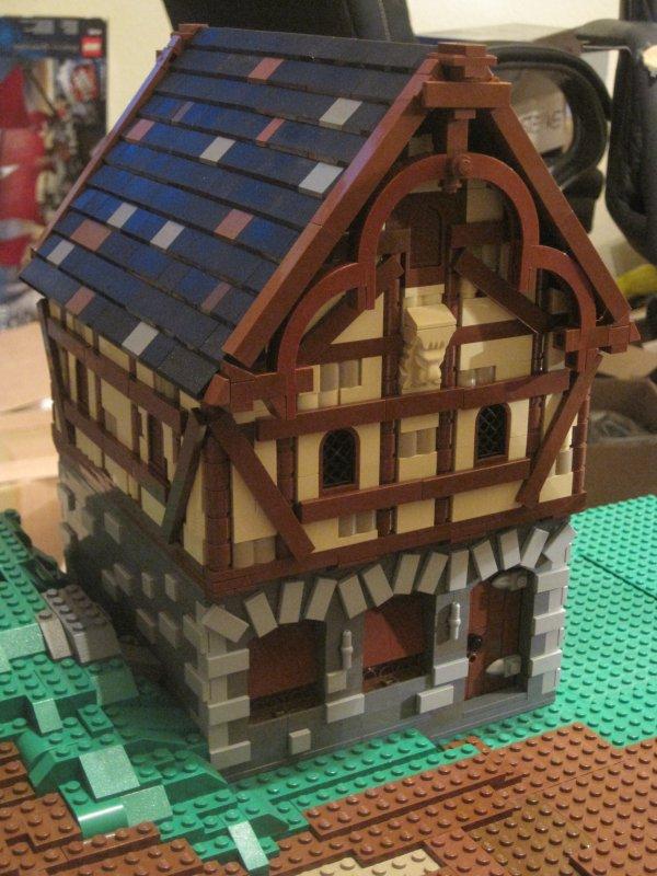 Середньовічний магазин