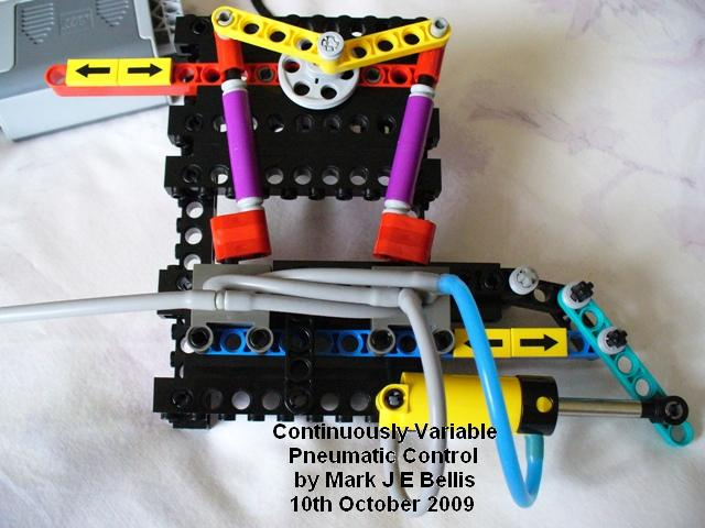 TechnicBRICKs: Week TechVideo, 2009 #44 - Continuously Variable ...