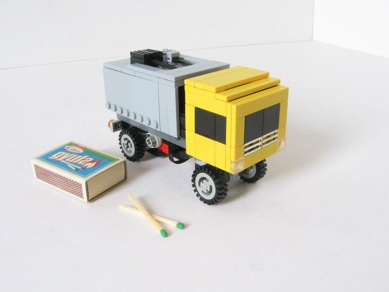 Small lego truck