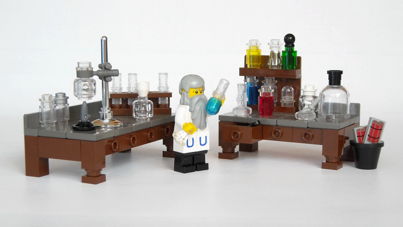Lego and Science | Items of Interest