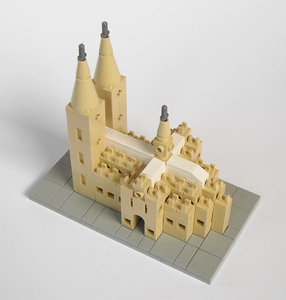 Kölner Dom Lego