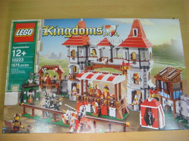 2012 城堡系列 10223 Kingdoms Joust 王國皇家競技場