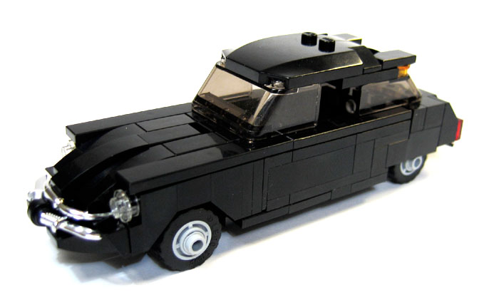 Citroen Ds By Misterzumbi The Brothers Brick The Brothers Brick