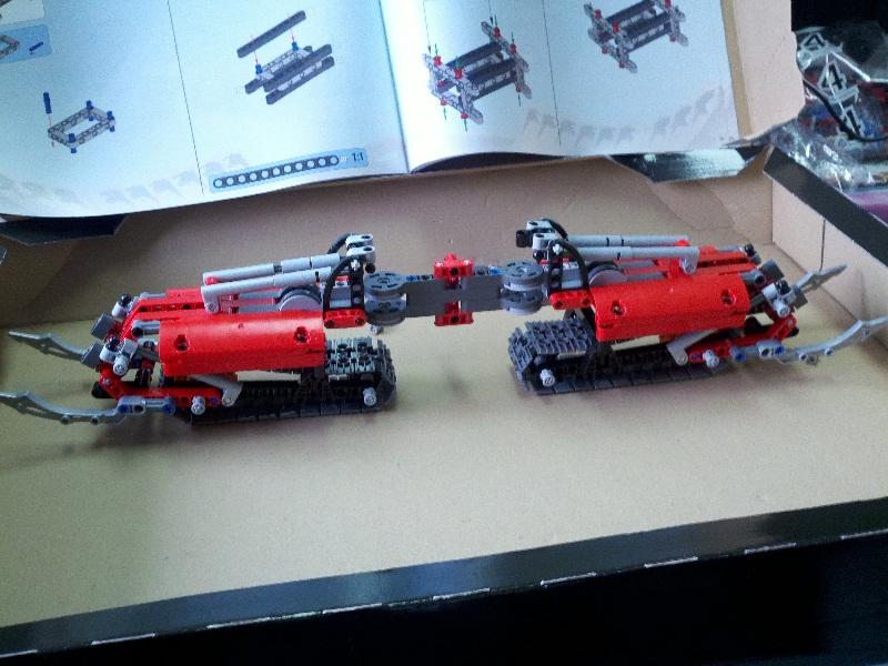 发个少见的 lego 8996 高清图片