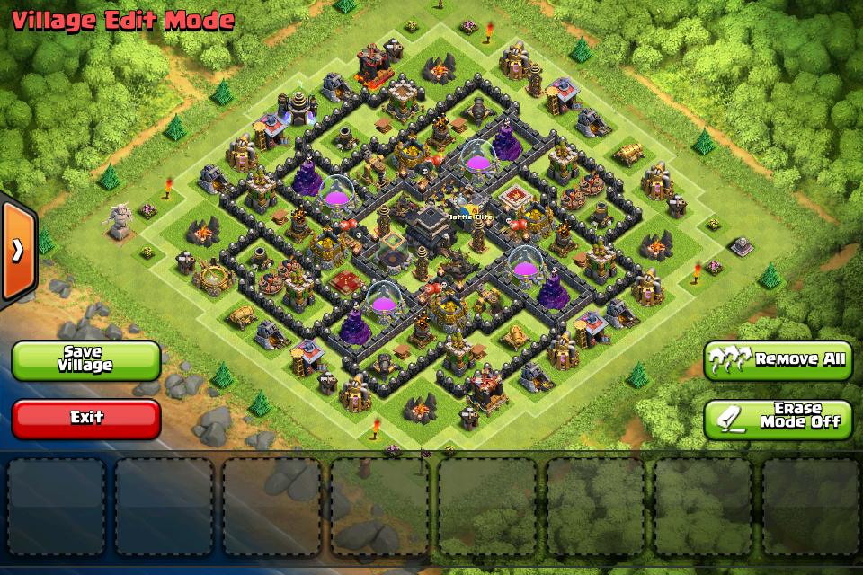 Clan wars th8 trophy base designs myideasbedroom com