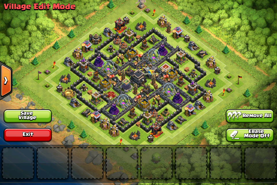 [ULTIMATE COMPILATION] The Best TH9 Farming/Trophy/War Bases with 4 Mortars -...