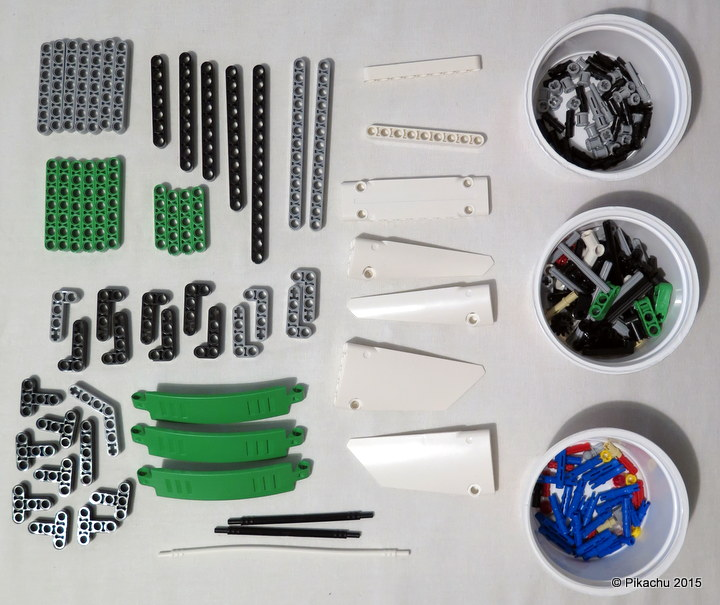 лего 42039 инструкция по сборке джипа - фото 10
