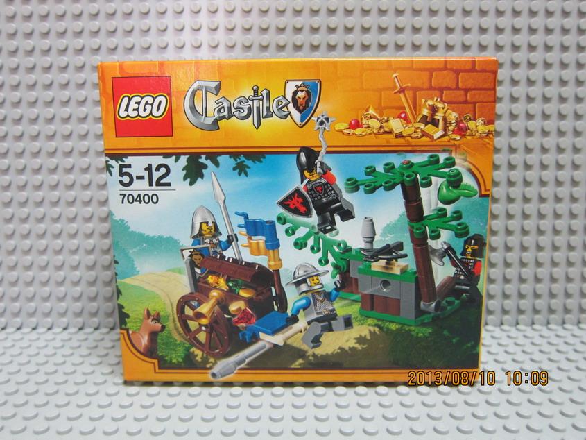 2013 Castle 城堡系列 70400 70401 70402 70403 綜合簡評