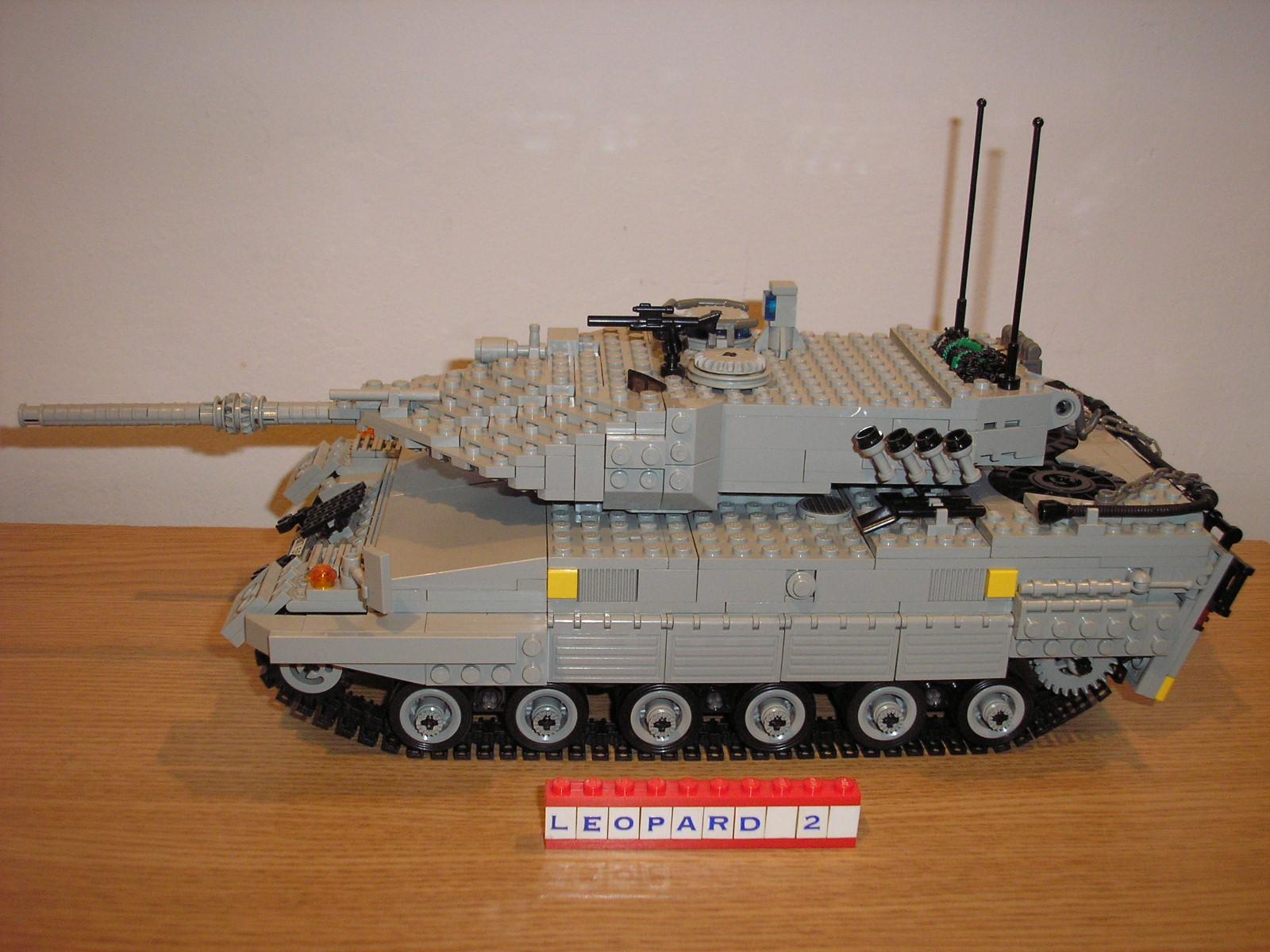 Как сделать из лего башню для танка