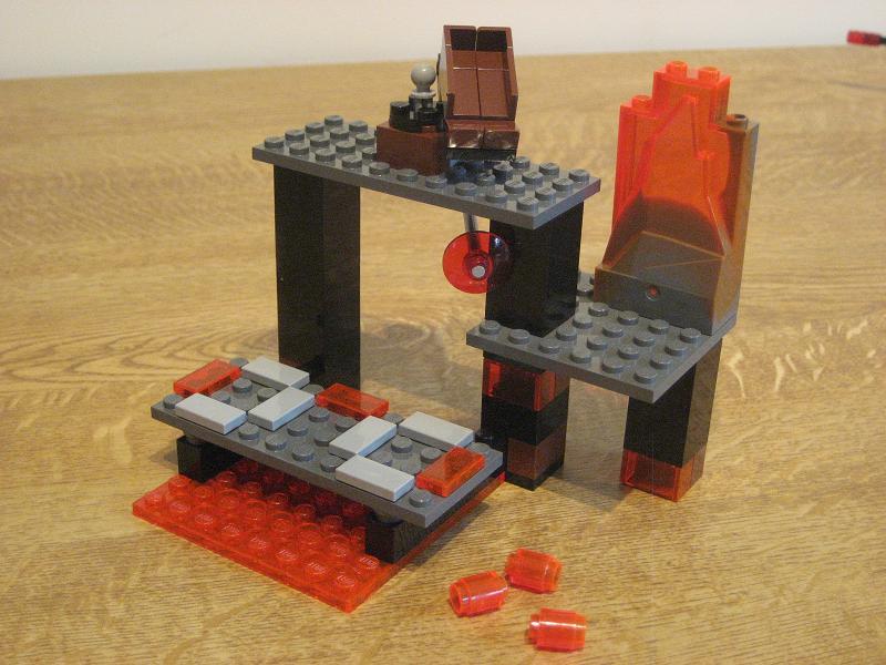 Review 7257 Ulimate Lightsaber Duel Lego Star Wars