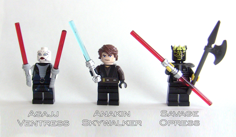 LEGO® Star Wars™ Figur Anakin Skywalker Set 7957