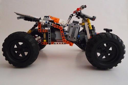 Lego Technic 9398 C Model Instructions By Jono Mckinlay Lego