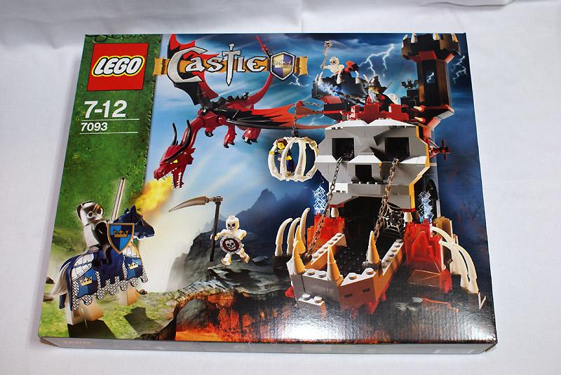 2007 城堡系列 7093  Skeleton Tower 骷髏堡壘