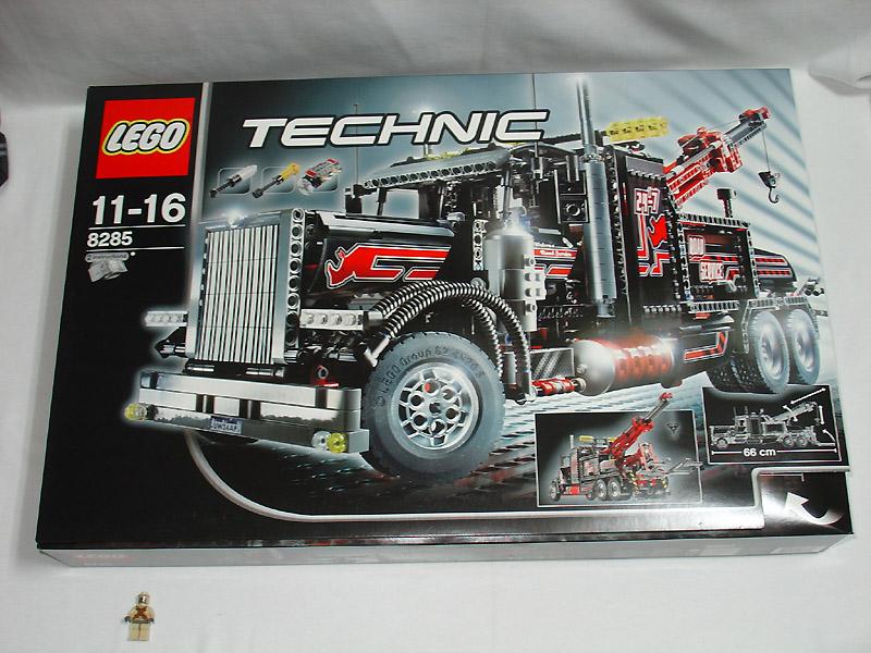 2006 Technic系列 8285  Tow Truck  拖曳卡車