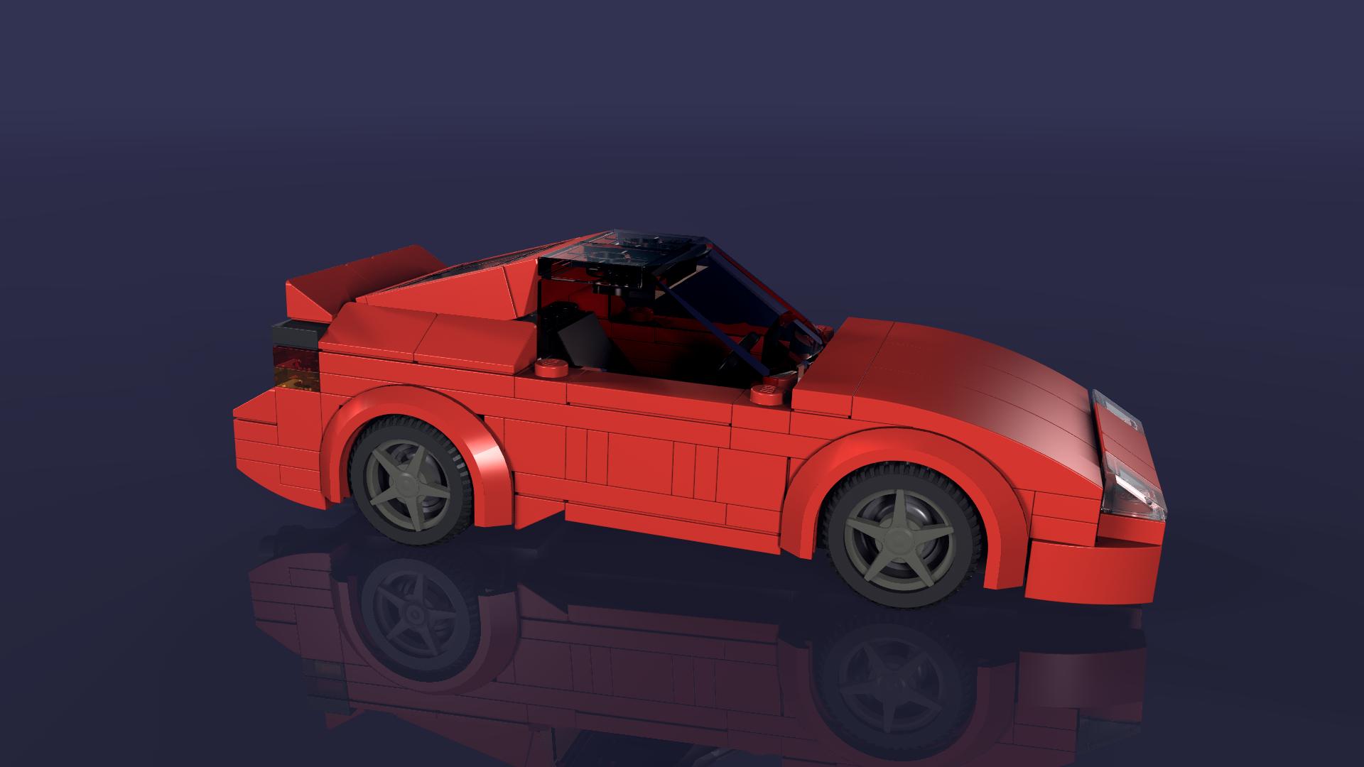 SC-type Nissan Fairlady Z32