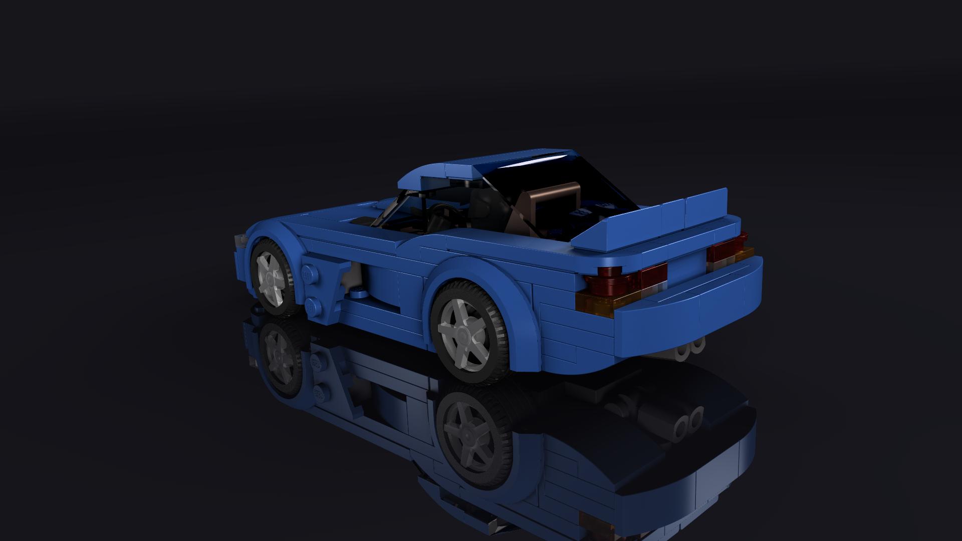 SC Dodge Viper GTS
