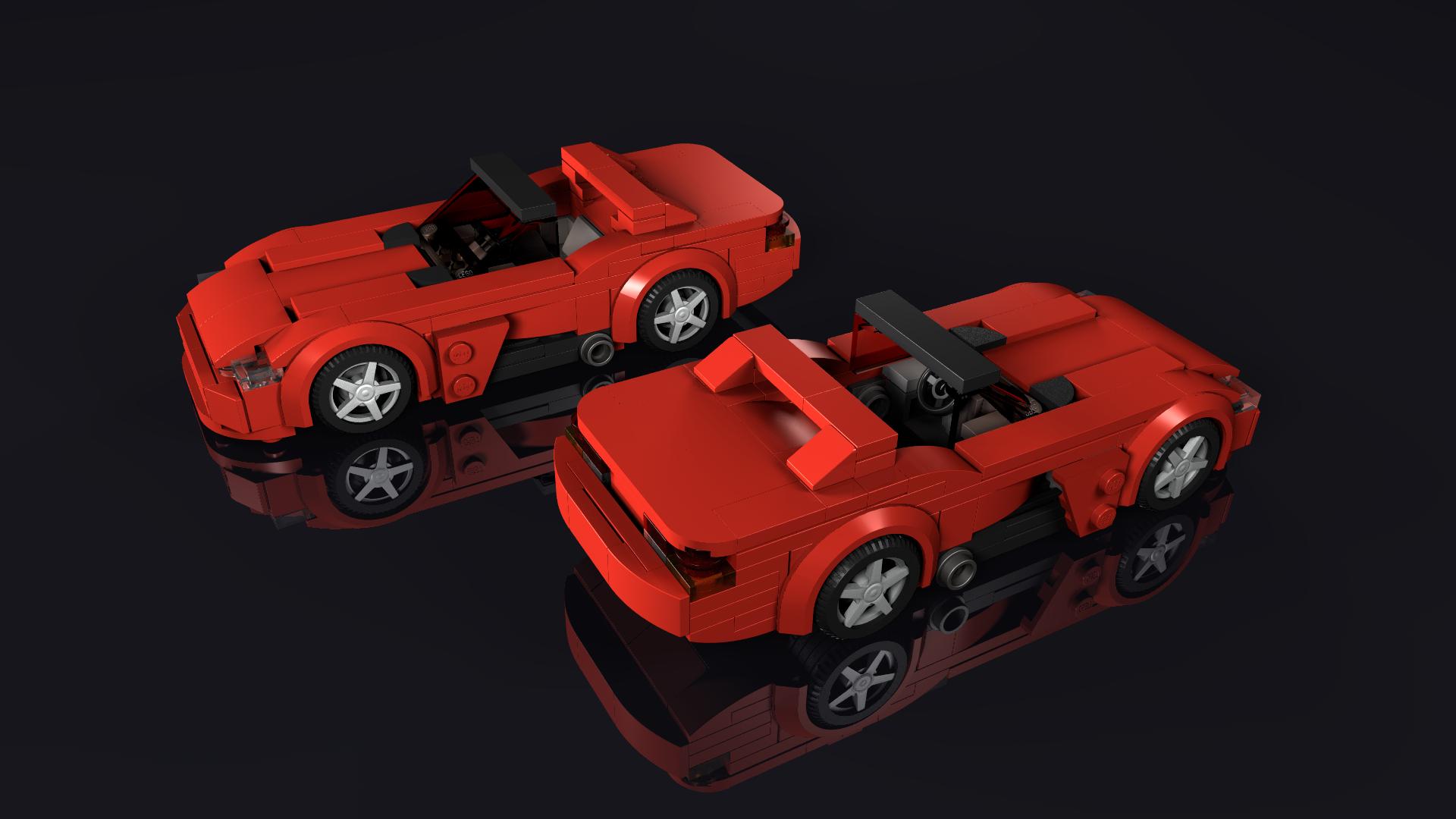 SC Dodge Viper RT/10
