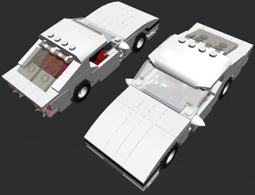 C4 92 Corvette LT1 b