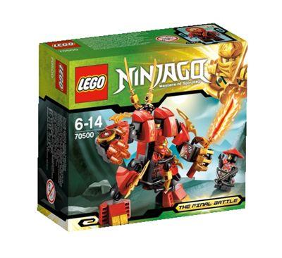 2013: Ninjago