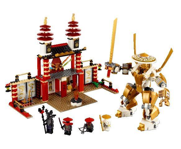 2013: Ninjago – parę dodatkowych zdjęć