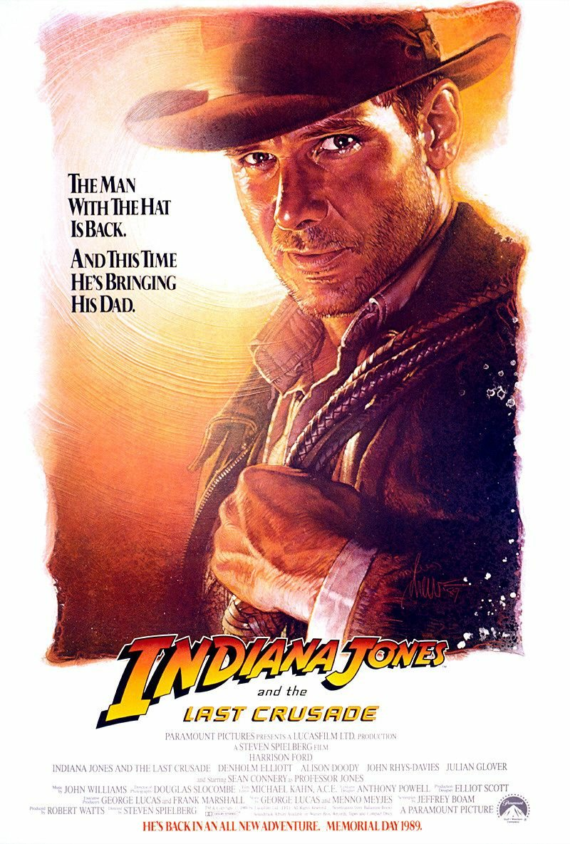 indiana jones and the last crusade essay Indiana jones and the last crusade the theme of this indiana jones movie is the constant contrast between indy and his father dr henry jones the difference is in.