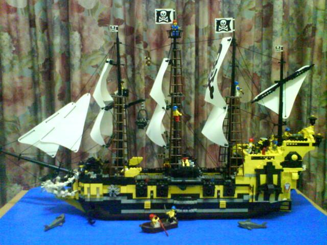 海盗船-黄金艾斯塔