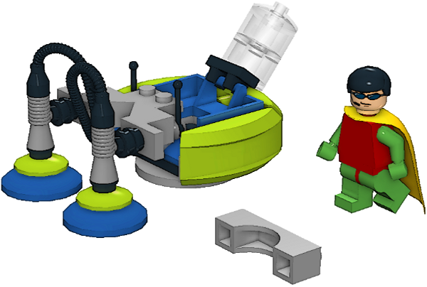 Index of LDD builds found in Lego video games - Page 2 ...