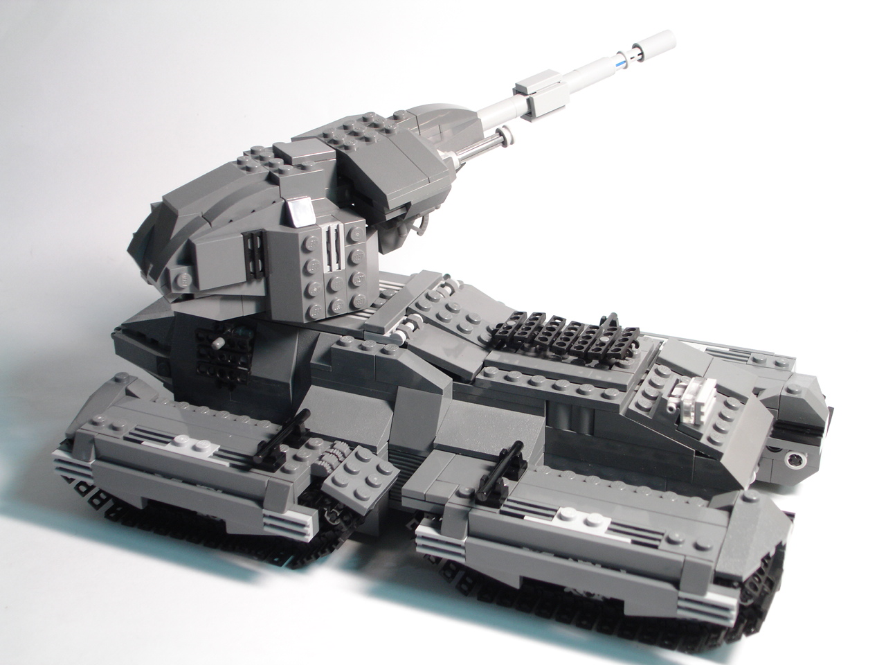 halo scorpion tank a lego creation by stephen chao mocpages com