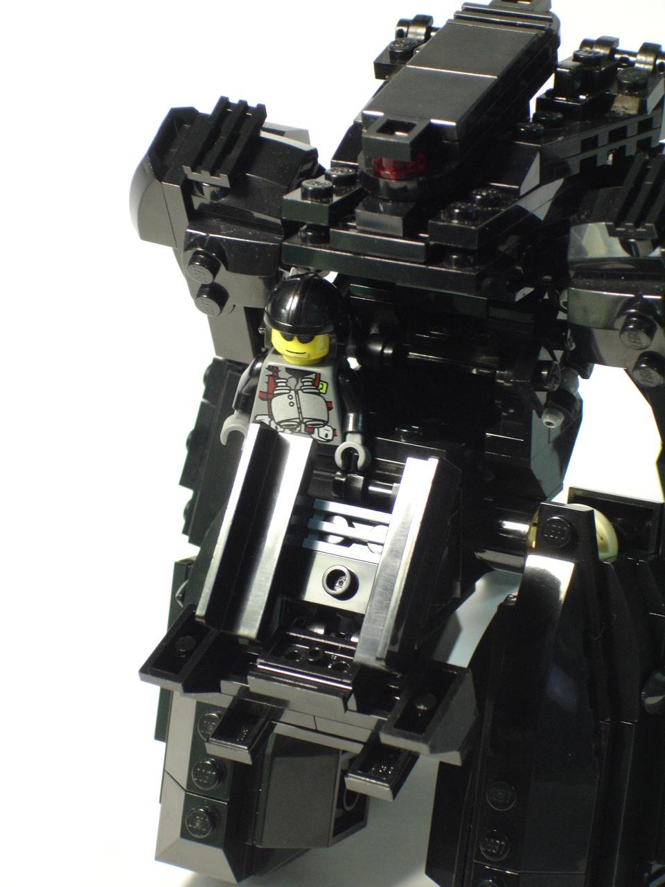 外骨骼装甲设计图展示图片