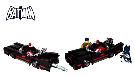 [LEGO] Créations d'oeuvres célèbres - Page 2 Batmobile_1966