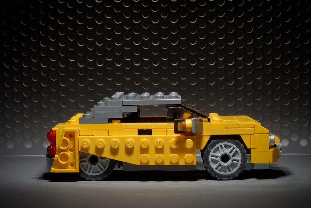4939 Convertible A Lego 174 Creation By Peteris Sprogis