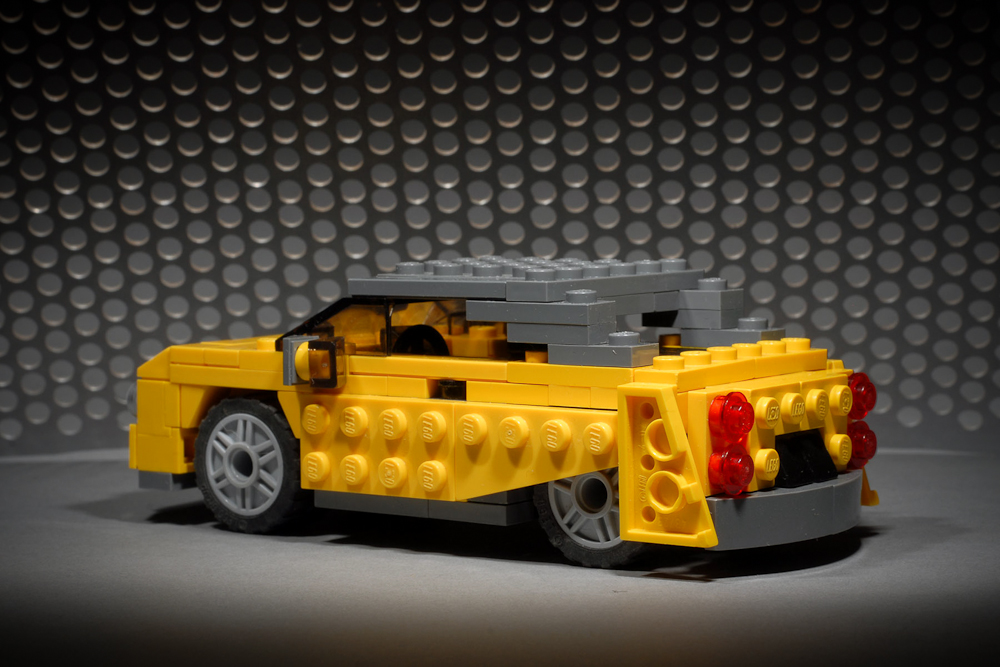 4939 Convertible A Lego 174 Creation By Peteris Sprogis