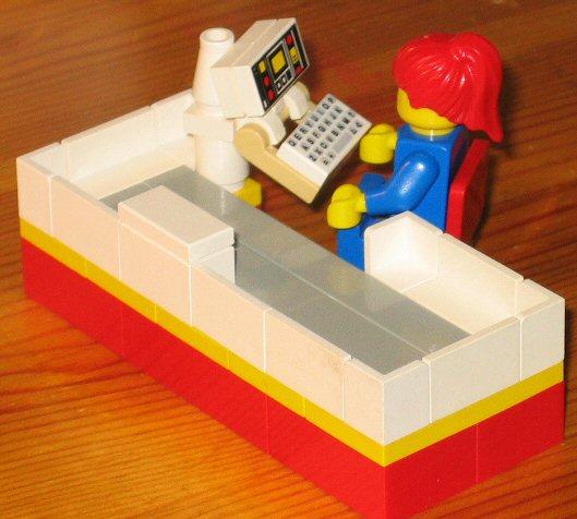 Brickshelf ude af drift