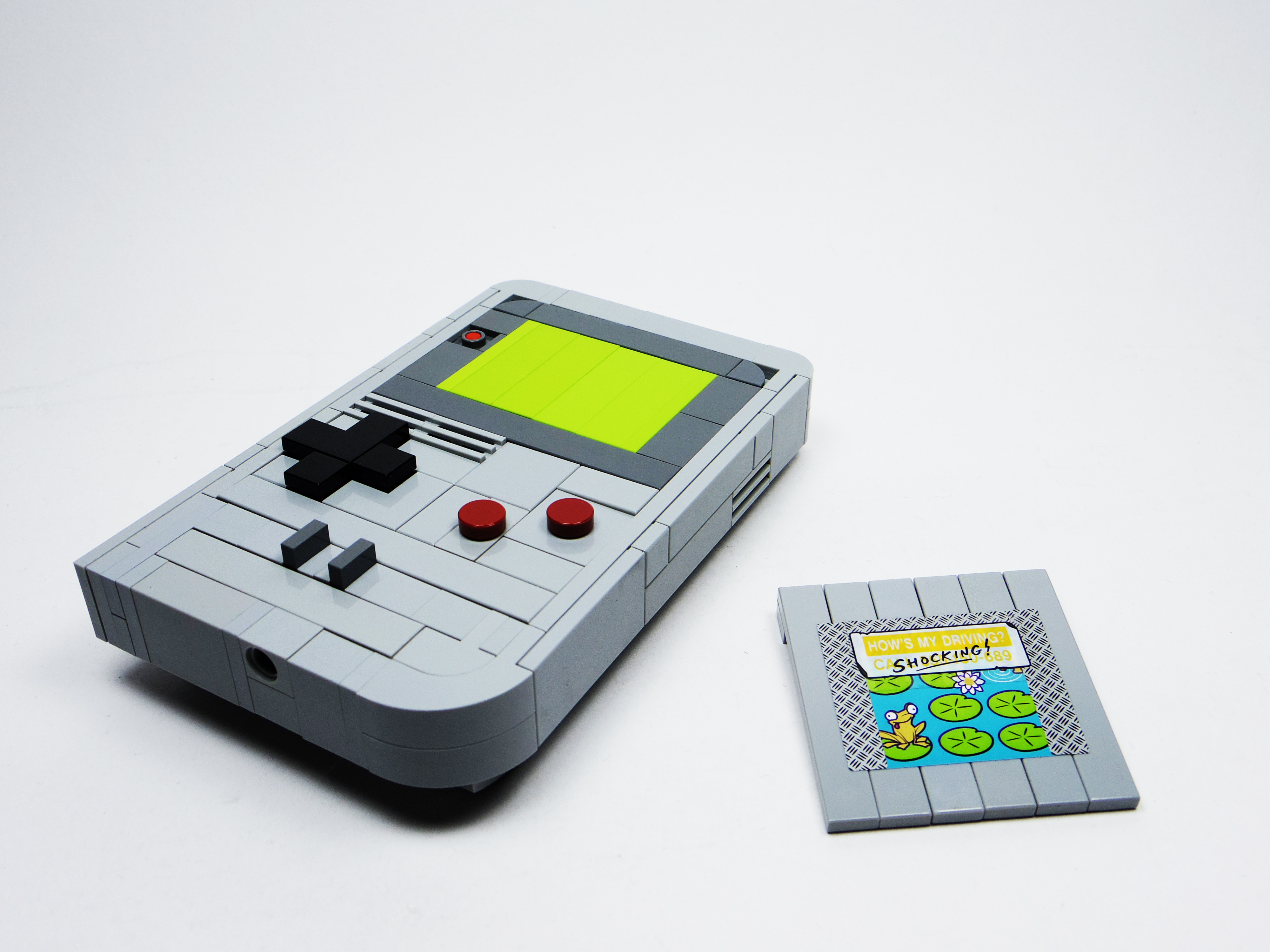 【查米】怎麼突然就30歲了!任天堂Gmae Boy掌上型遊戲機
