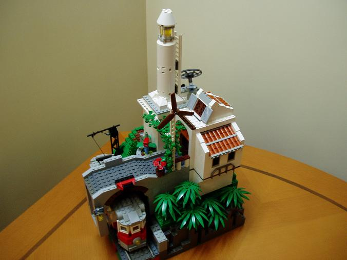 lego friends lighthouse instructions