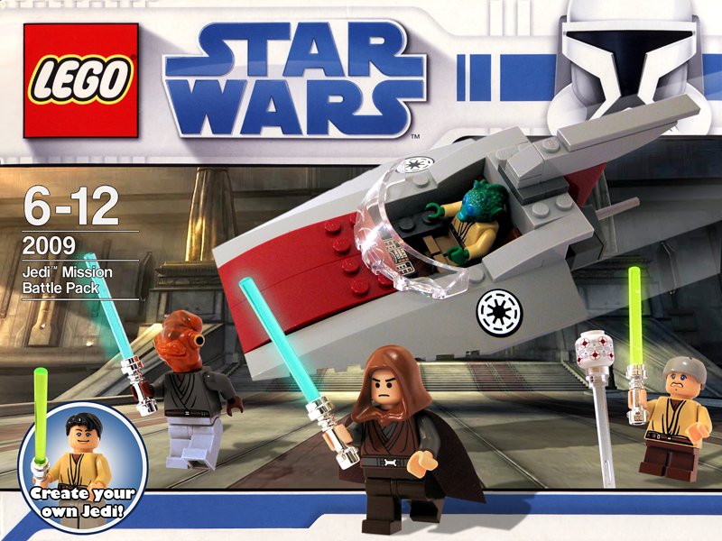 Jedi Mission Battle Pack - Watto's Junkyard - Eurobricks Forums