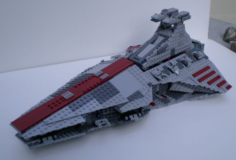 lego republic star destroyer - photo #13