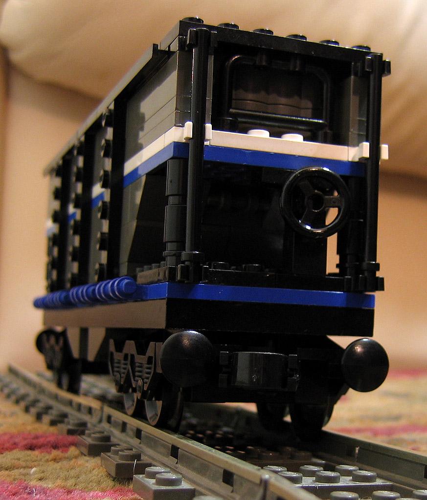 Hopper Cars: A LEGO® Creation By Christopher Fuller