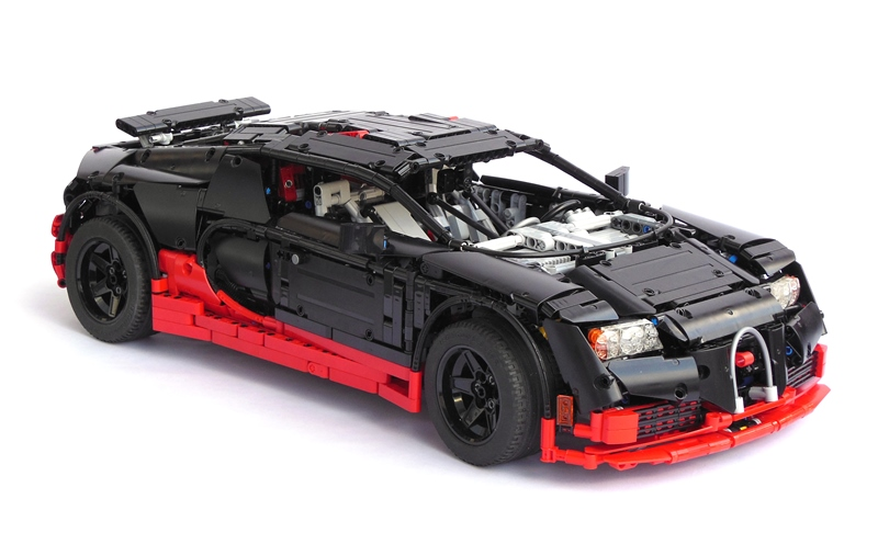 bugatti veyron lego technic lego technic bugatti veyron the lego car blog lego technic bugatti. Black Bedroom Furniture Sets. Home Design Ideas